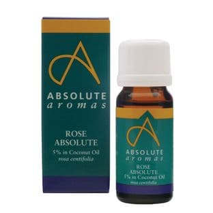 Absolute Aromas Rose Absolute 5% Dilution - Essential Oil - 10ml